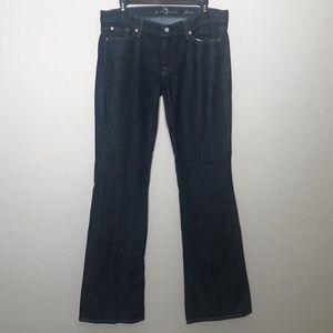 7FAMK Flare Tall Jeans